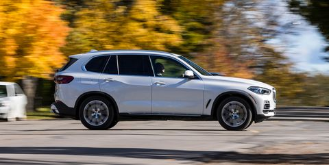 Bmw X5 Third Row >> 2019 Bmw X5 Improves A Proven Mid Size Formula