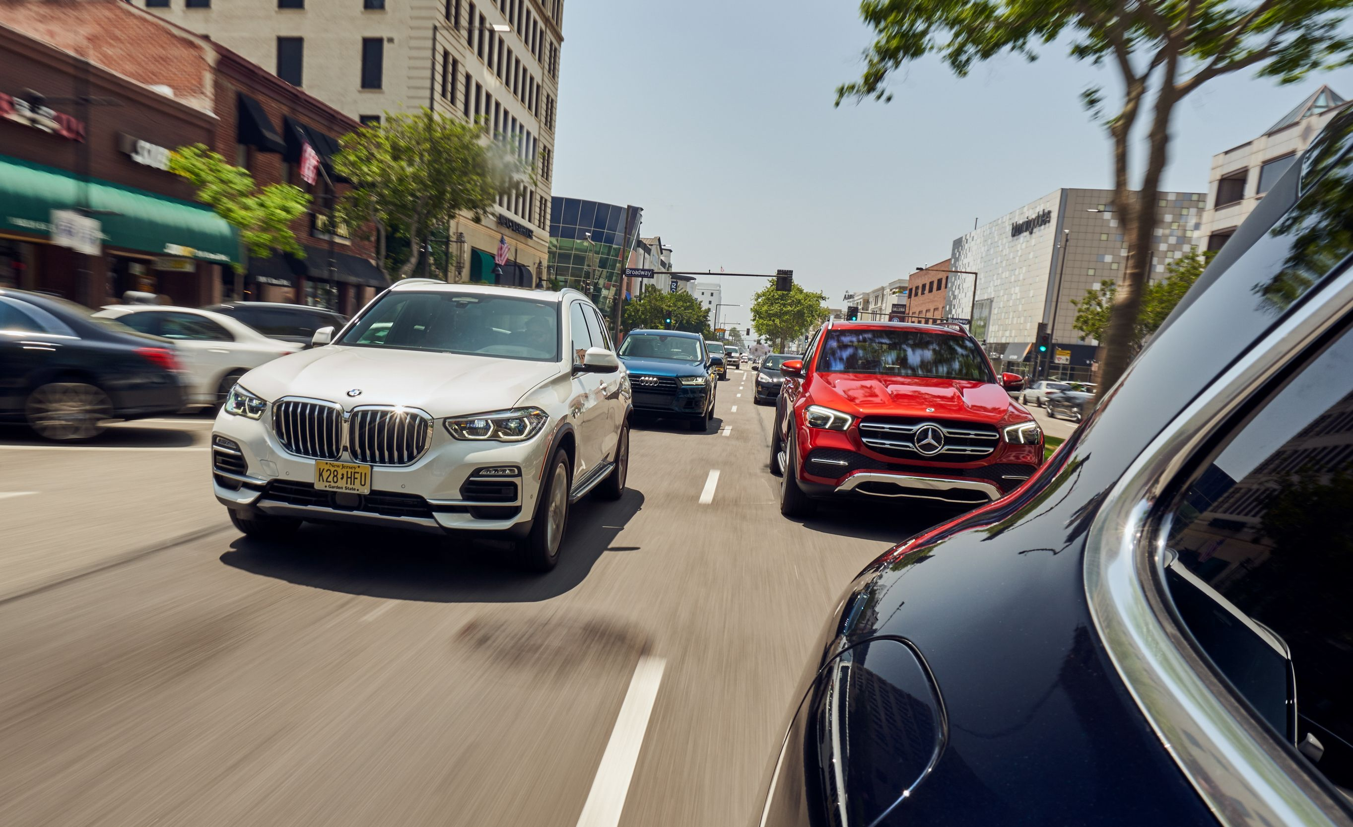 2019 Bmw X5 Vs 2020 Mercedes Gle Which Is The Better Luxury Suv