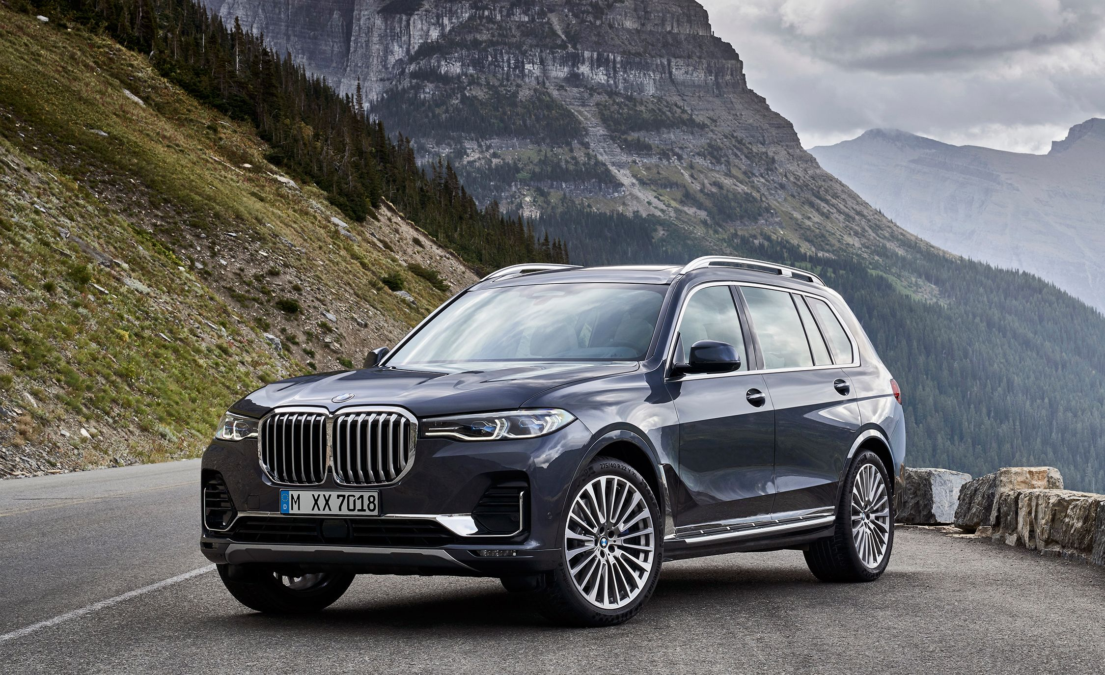 2019 Bmw X7 Review Pricing And Specs