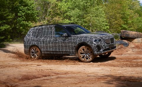 2019 BMW X7 Prototype Drive: We Drive BMW's Biggest Ever SUV