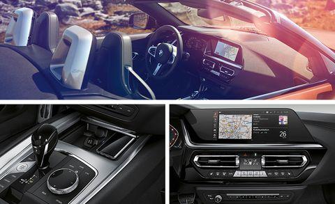 2019 Bmw Z4 Revealed Z4 Roadster Photos Engines Specs