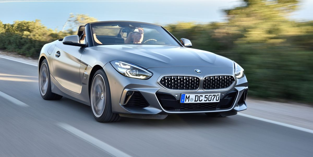 2019 BMW Z4 – Now a More Convincing Sports Car
