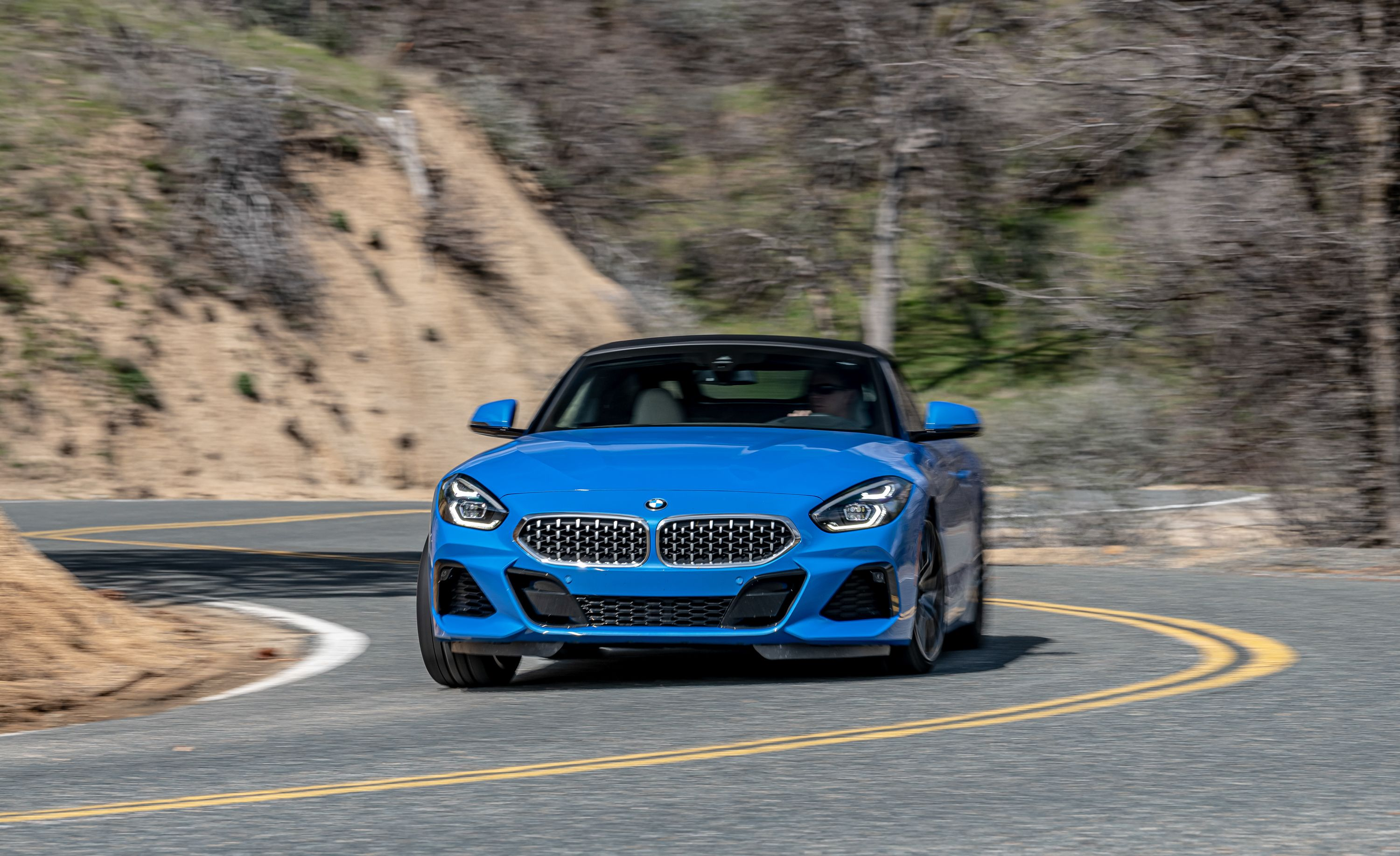 2019 Bmw Z4 Now A More Convincing
