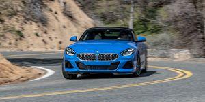 2019 BMW Z4 s drive