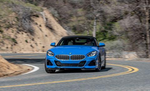 b5e0b99ca31cc1 2019 BMW Z4 – Now a More Convincing Sports Car