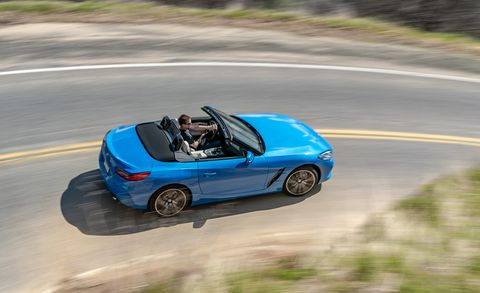 2019 Bmw Z4 Now A More Convincing Sports Car