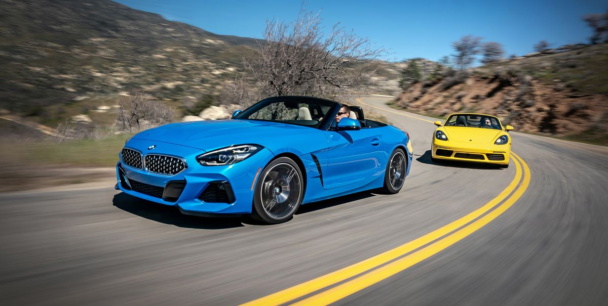 Bmw Z Sdrive I Vs Porsche Boxster Comparo Jpg Crop Xw Xh on Used Nissan Z Convertibles For Sale