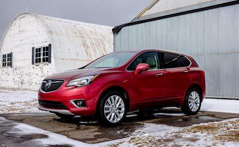 Buick Envision Premium 2.0T AWD