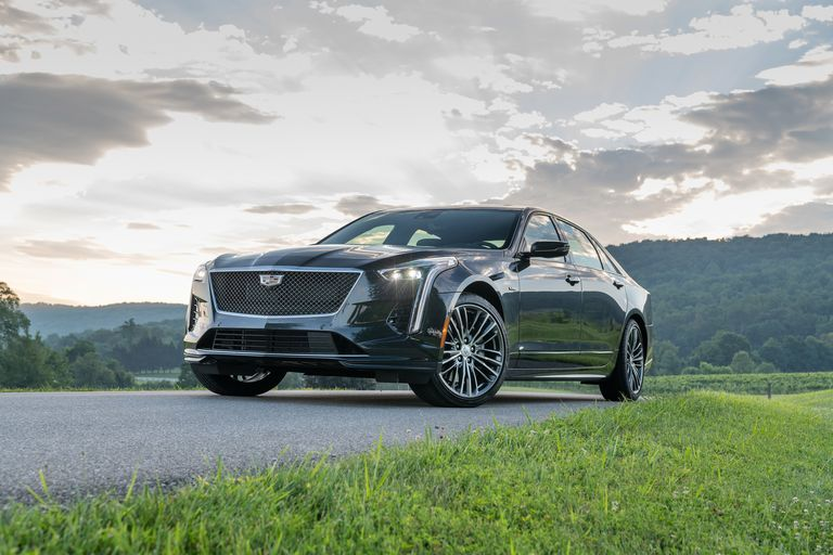 Cadillac's Blackwing V8 Turns the CT6 Into a Real Player