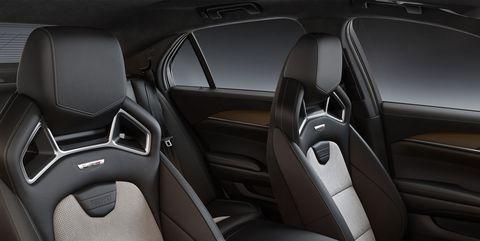 See Photos of the 2019 Cadillac ATS-V and CTS-V Pedestal Edition