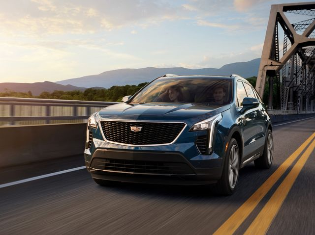 2020 Cadillac Xt4 Review Pricing And Specs