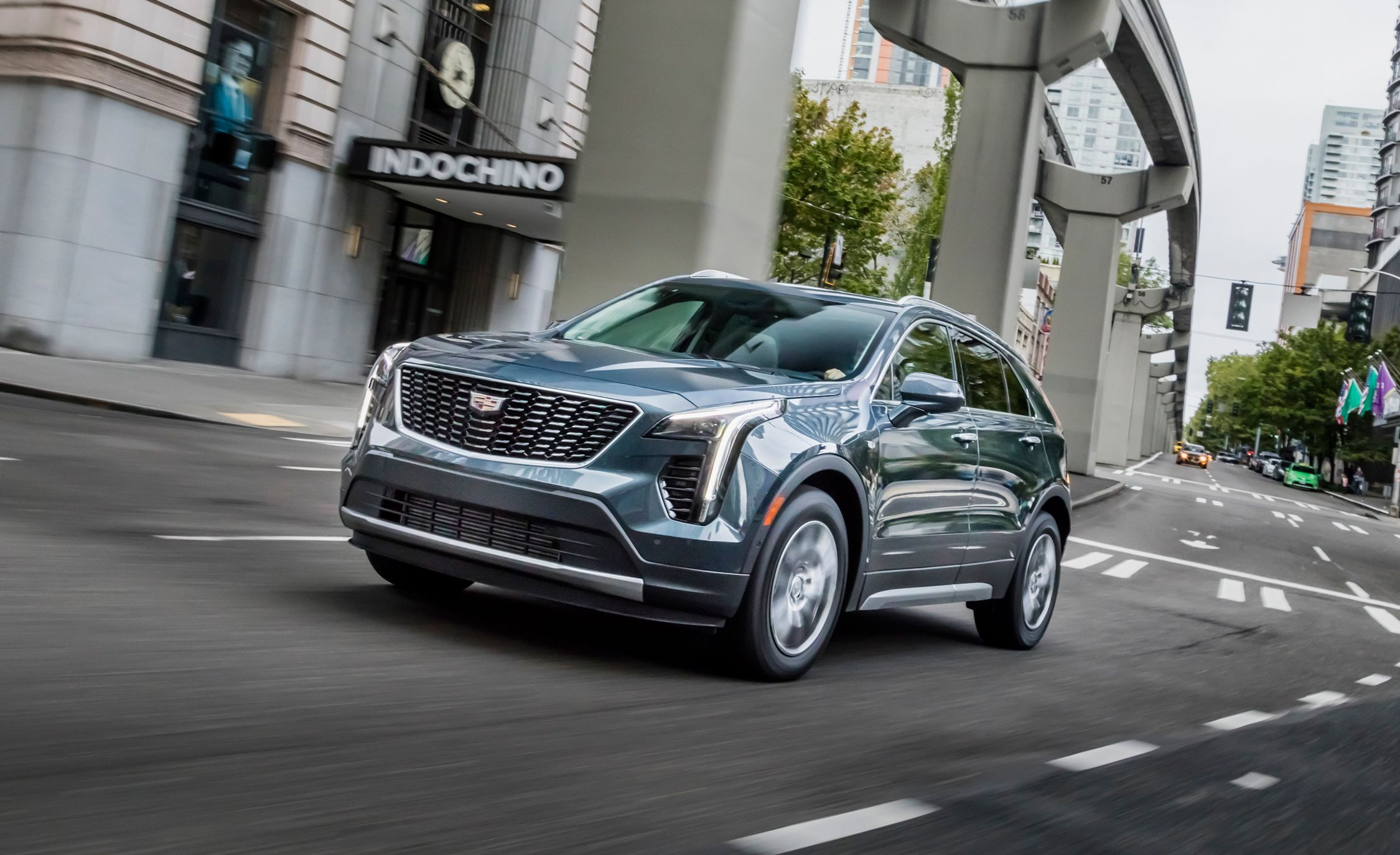 2020 Cadillac XT4: Changes, Equipment, Specs, Price >> The 2019 Cadillac Xt4 Is More Smooth Than Sporty