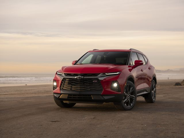 2019 Chevrolet Blazer Review, Pricing, and Specs