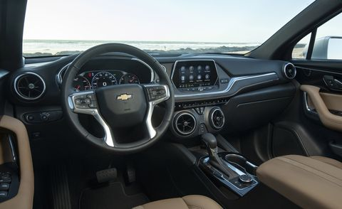 New Chevy Blazer >> 2020 Chevrolet Blazer Review Pricing And Specs