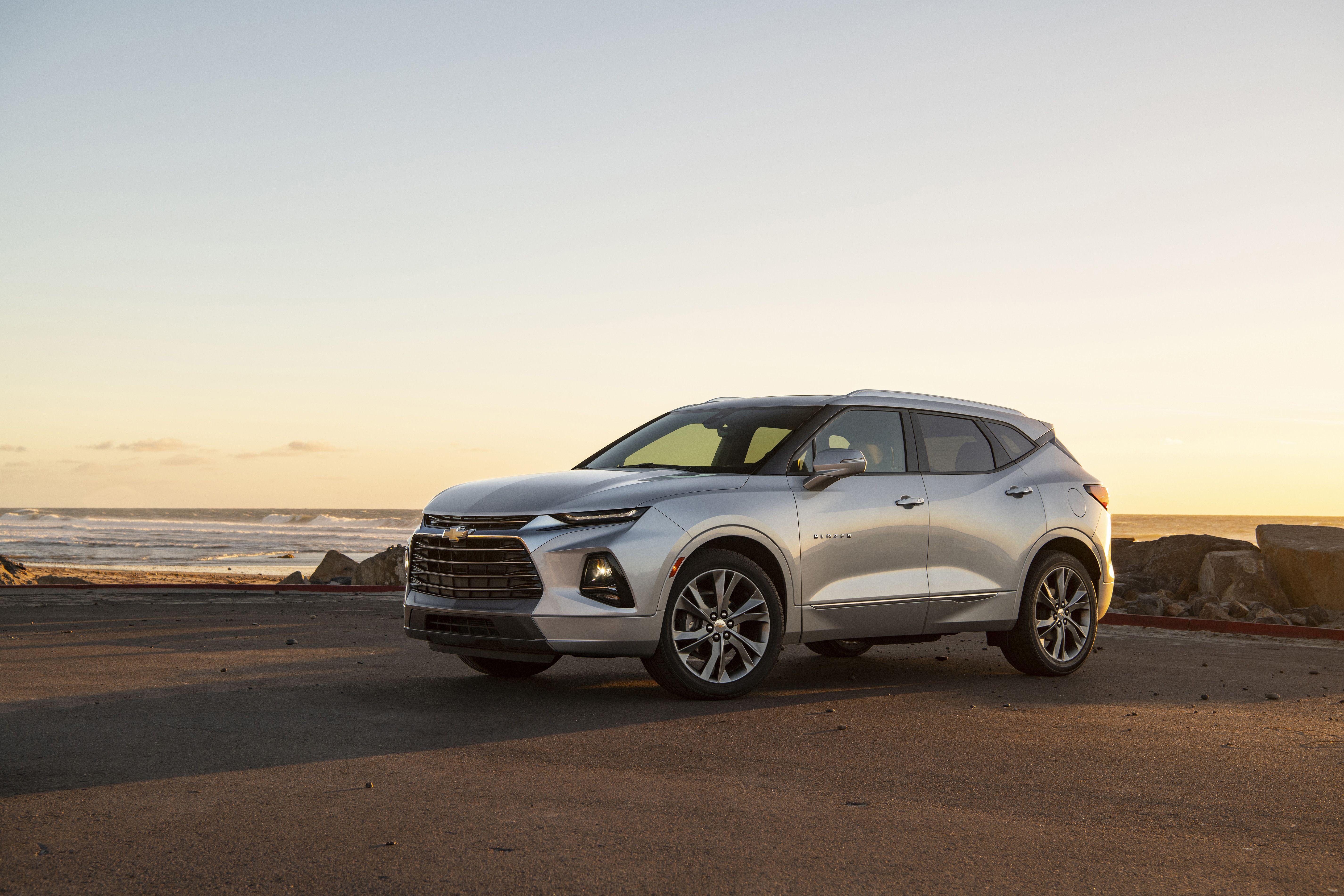 2020 Chevy Blazer Redesign