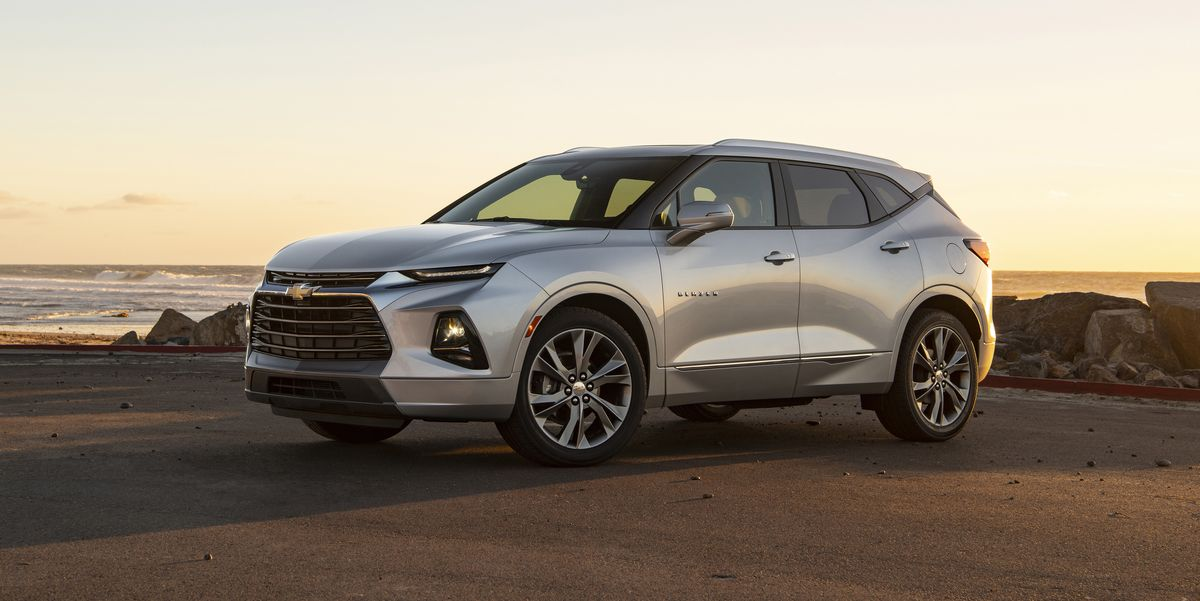2020 Chevrolet Blazer Review, Pricing, and Specs