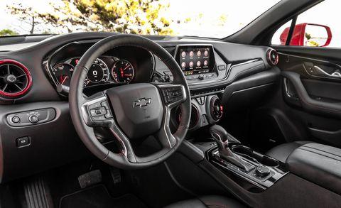 2019 Chevrolet Blazer Crossover – Sporty-Ish Two-Row SUV