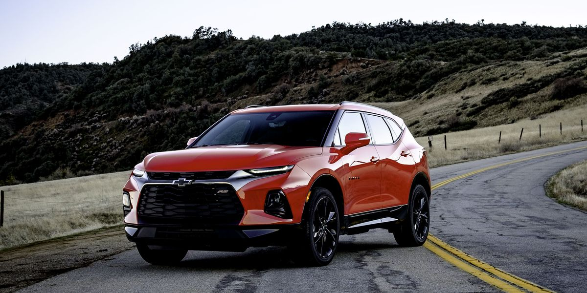 2019 Chevrolet Blazer Crossover – Sporty-Ish Two-Row SUV