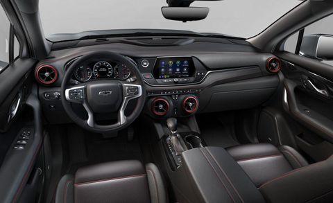 2019 Chevrolet Blazer SUV – Trim Levels, Pricing, Build ...