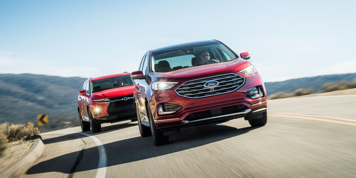 2019 Chevrolet Blazer vs. 2019 Ford Edge – Top Mid-Size ...