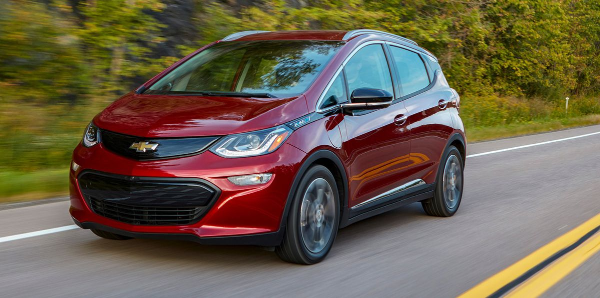 Really Cheap Cars >> Chevrolet Bolt Evs Are Really Cheap To Lease Right Now