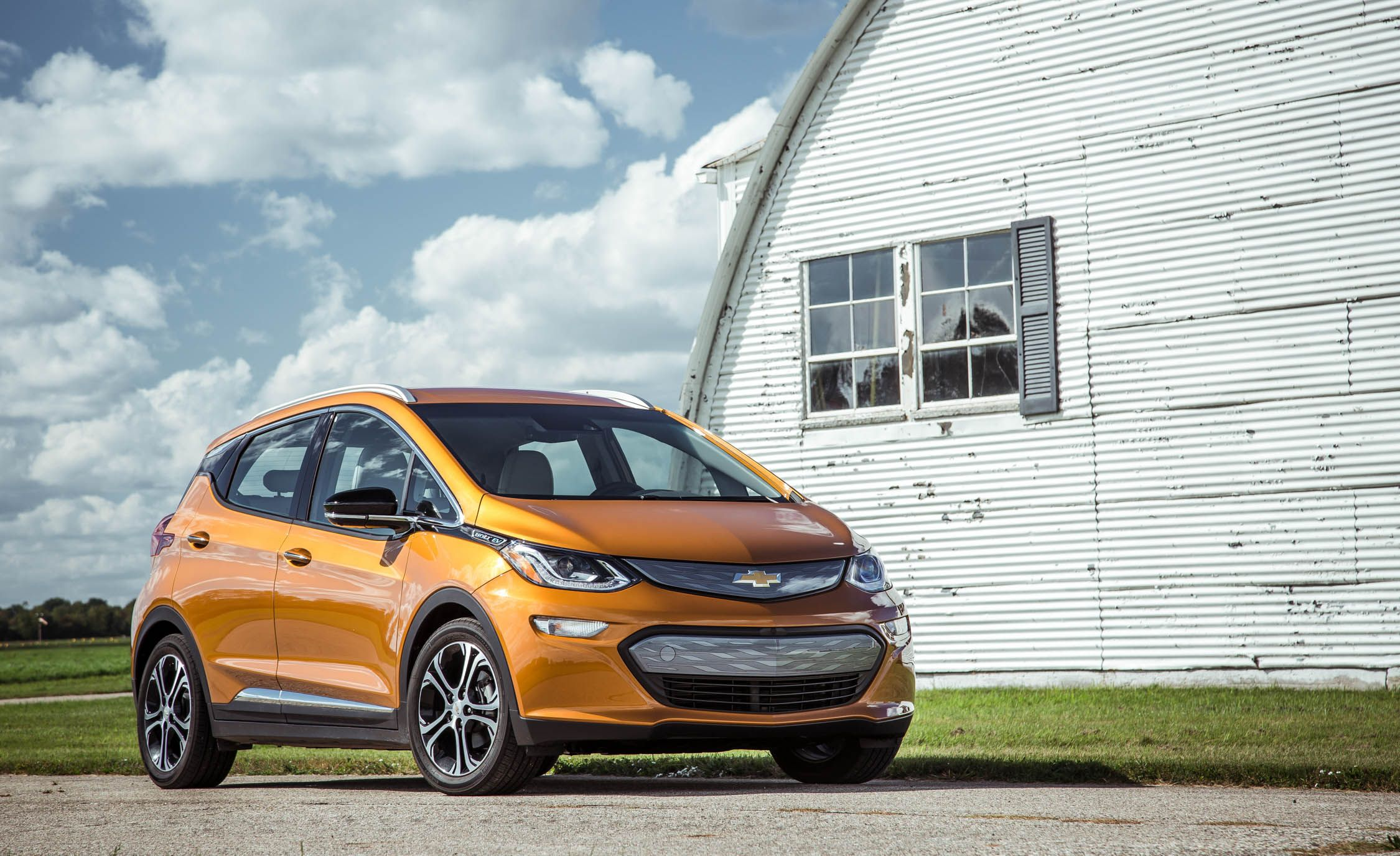 2019 Chevrolet Bolt Ev Review Pricing And Specs
