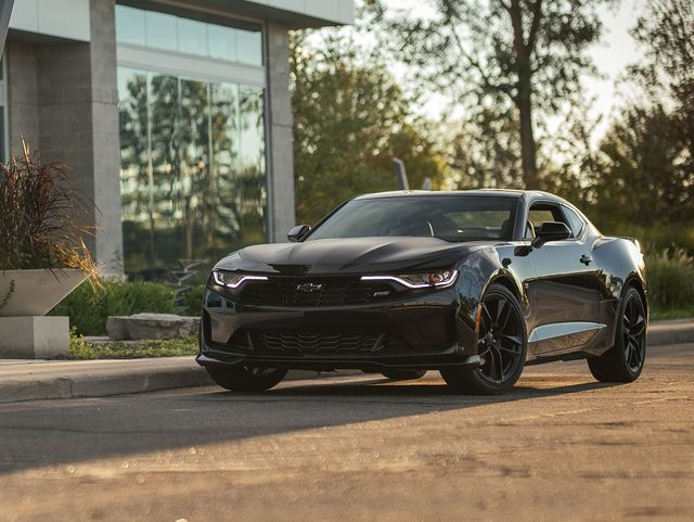 2019 Chevrolet Camaro Review, Pricing, and Specs