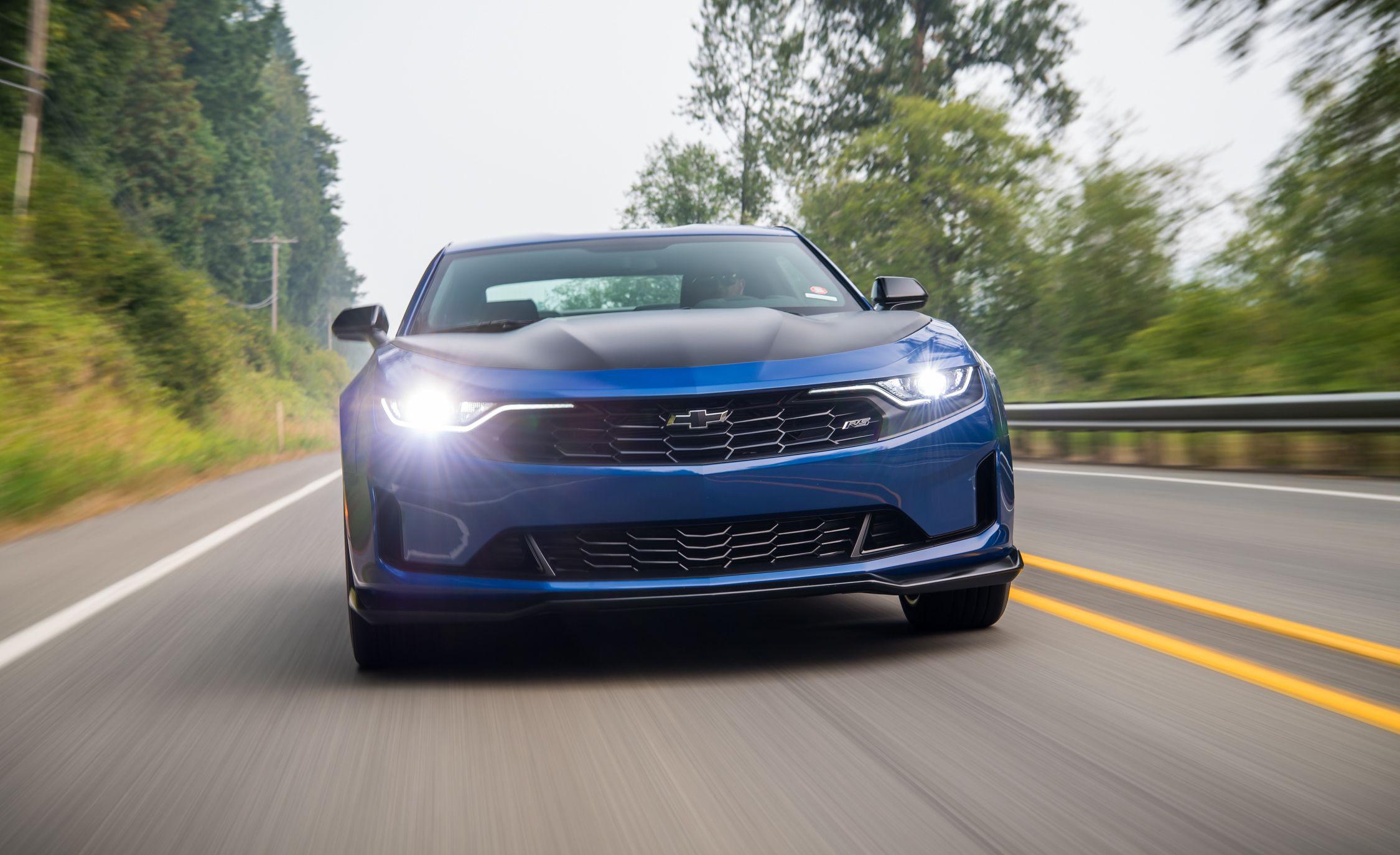 2019 Chevrolet Camaro 2.0T 1LE