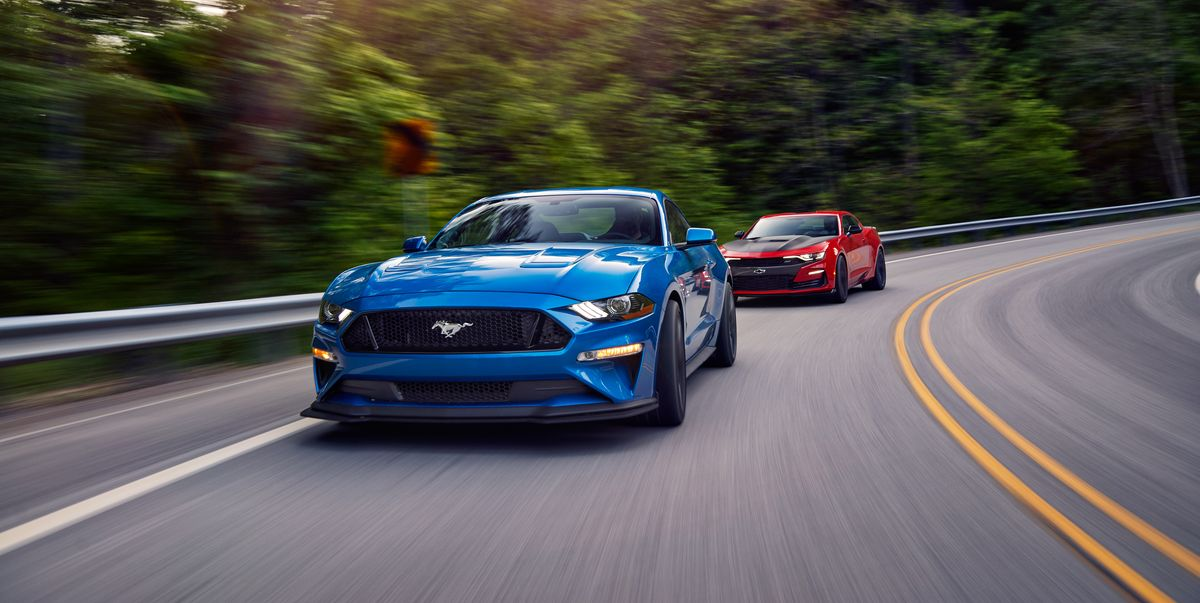 Ford Mustang Lease >> 2019 Chevrolet Camaro vs. 2019 Ford Mustang – SS 1LE vs ...
