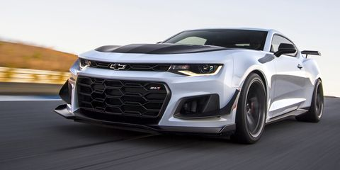 2015 Camaro Zl1 For Sale >> 2020 Chevrolet Camaro Zl1 Review Pricing And Specs