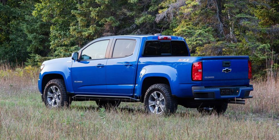 The 2019 Chevrolet Colorado Gets New RST and Trail Runner ...