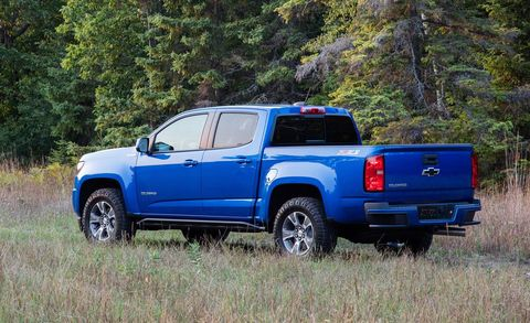 The 2019 Chevrolet Colorado Gets New Rst And Trail Runner Packages