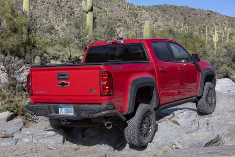The 2019 Chevrolet Colorado Zr2 Bison Is The Extreme Truck We Need