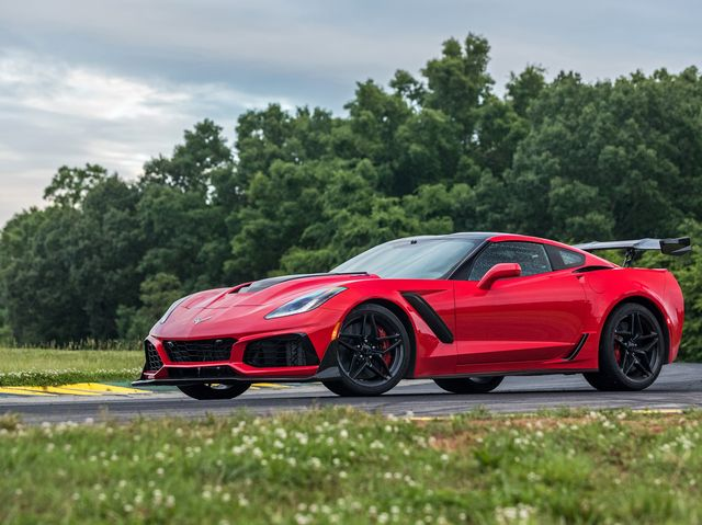 2019 Chevrolet Corvette ZR1 Review, Pricing, and Specs