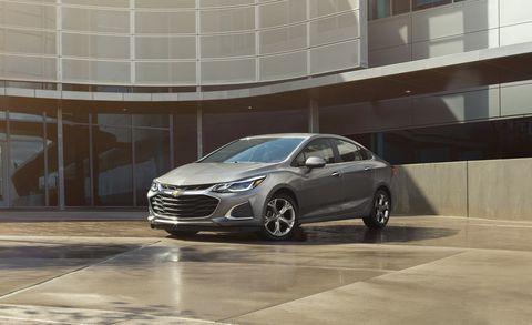 2019 Chevrolet Cruze Sel