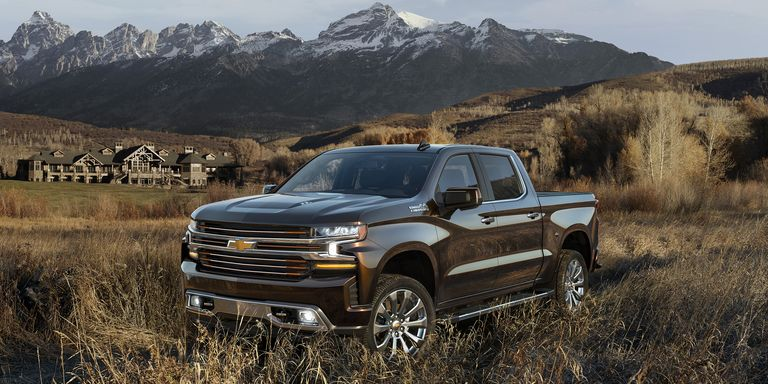 How the 2019 Chevy Silverado's V8s Can Run on One Cylinder