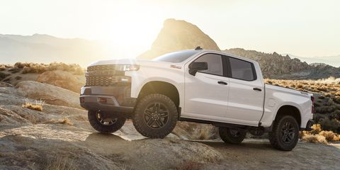2019 Chevrolet Silverado Revealed Chevy Silverado Specs Price