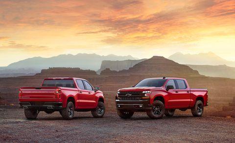 Land vehicle, Vehicle, Car, Automotive design, Pickup truck, Truck bed part, Landscape, Off-road vehicle, Off-roading, Truck,