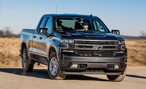 2019 Chevrolet Silverado 1500 2 7T - Better Towing but Worse