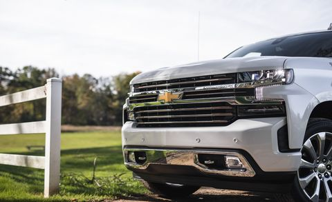 2019 Chevrolet Silverado 6.2L – Biggest V-8 in a Light-Duty Pickup