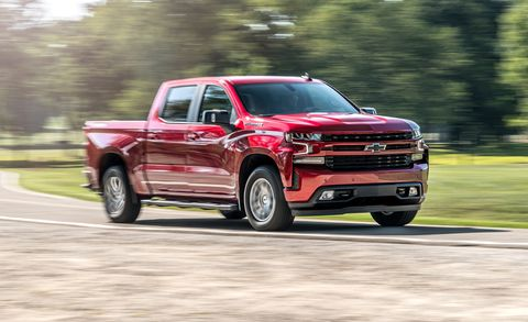 The 2019 Chevy Silverado 1500 Pickup Better If Not Best