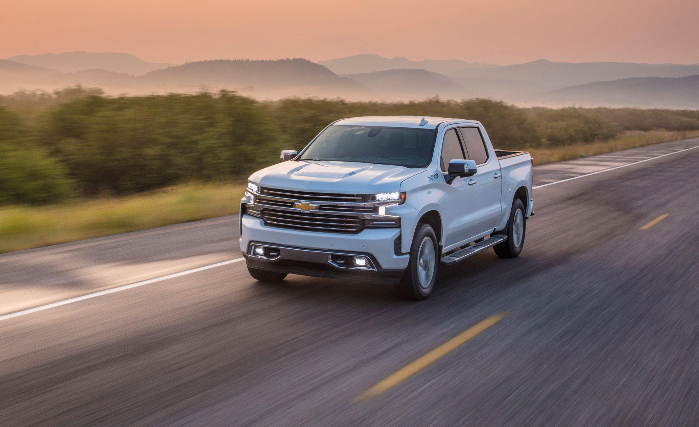 2019 Chevrolet Silverado 1500 Driven Longer Lighter More Fuel