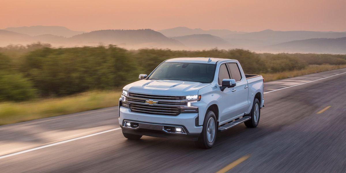 2019 Chevrolet Silverado 1500 Driven: Longer, Lighter ...