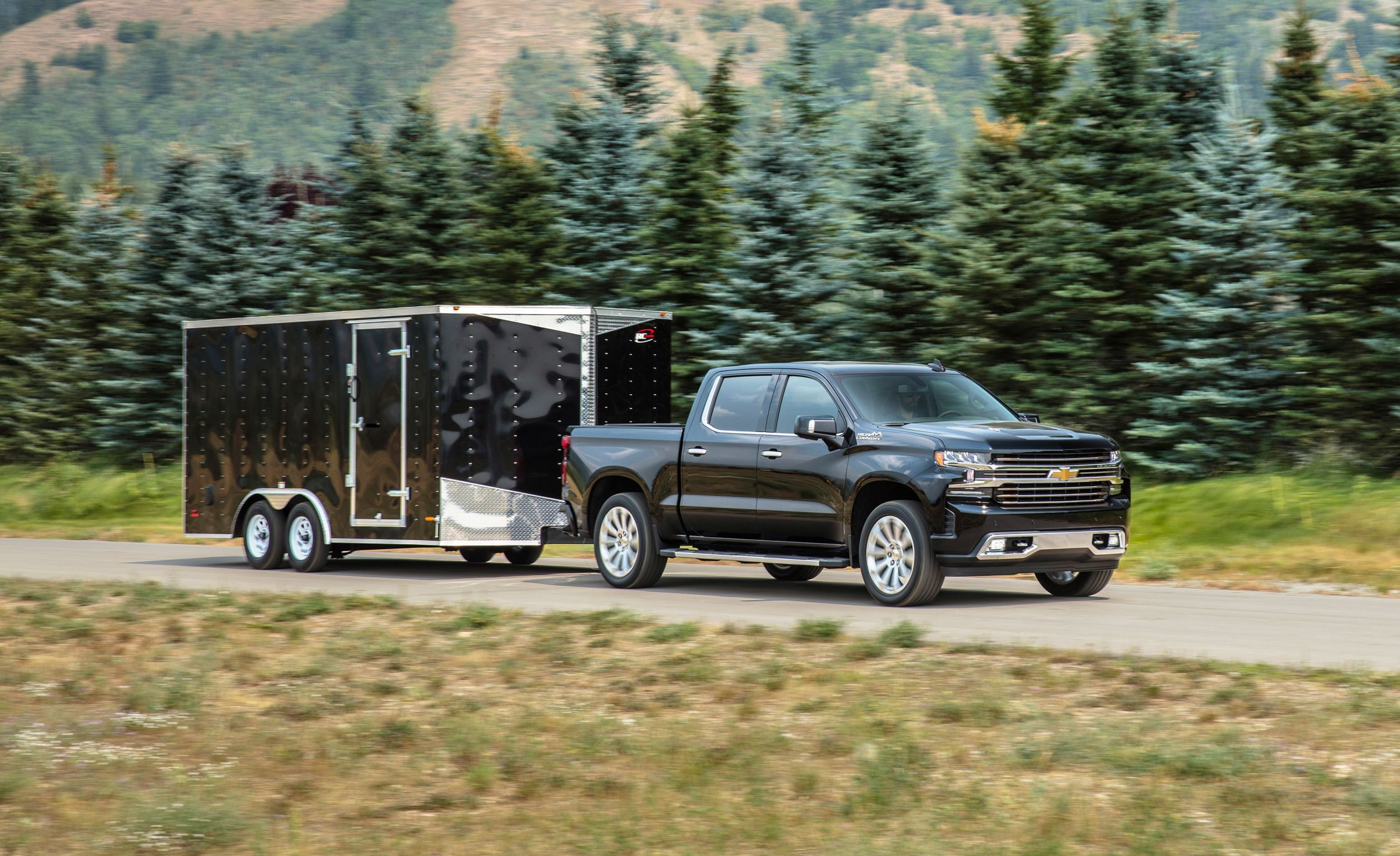 A Spotter's Guide to Each 2019 Chevrolet Silverado 1500 Model