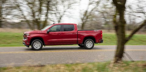 Moving More With Less: Why Four-Cylinders Are Coming to Full-Size Trucks