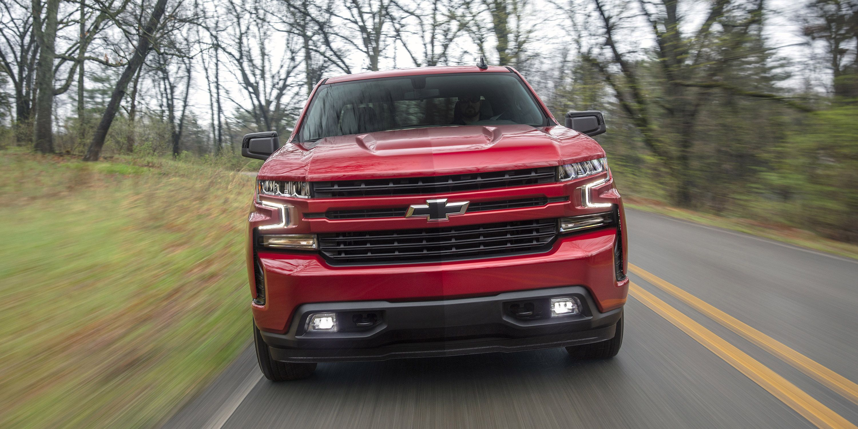 The New Four Cylinder Silverado Makes More Power Than A V8 From 2013