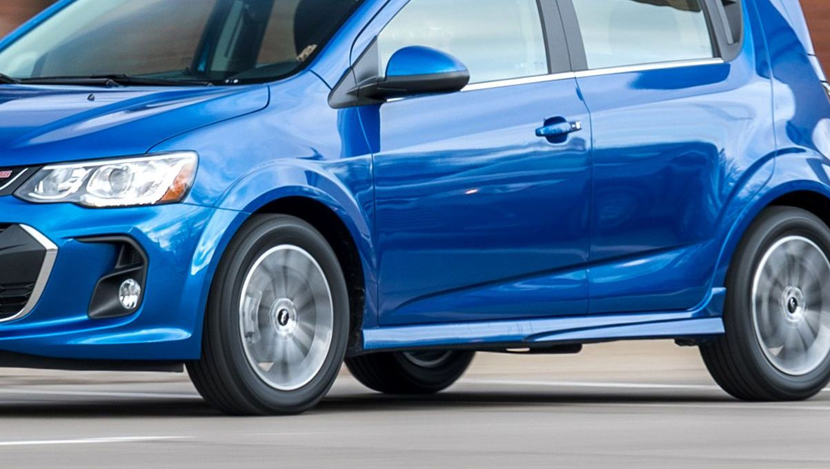 2019 Chevrolet Sonic LT RS Hatchback