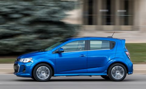 2019 Chevrolet Sonic LT RS Hatchback