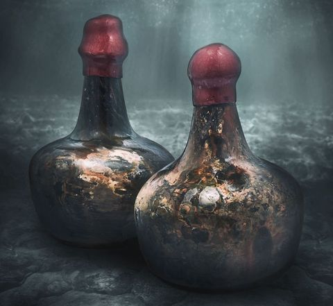christie's wine bottles