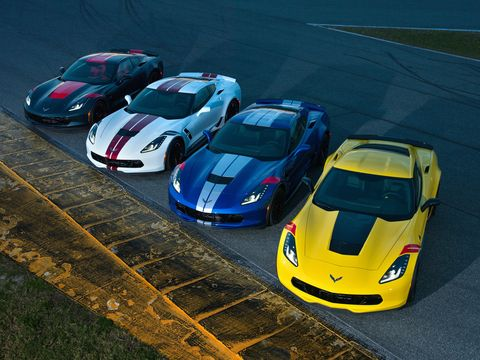 Pictures Of Corvettes >> 2019 Chevrolet Corvette Drivers Series Racing Special Editions